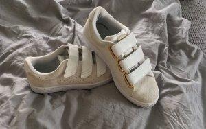 Puma 96 Hours Sneaker con strappi crema-bianco