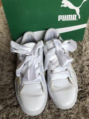 Puma Basket Weiß