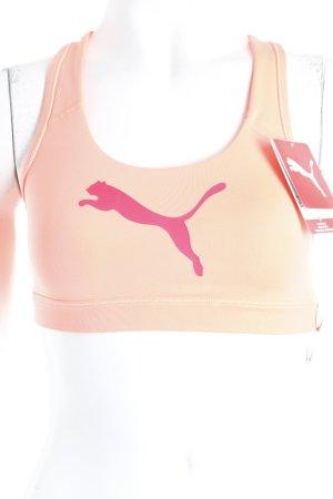 Puma BH neonorange sportlicher Stil