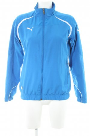 Puma Blouson blau sportlicher Stil