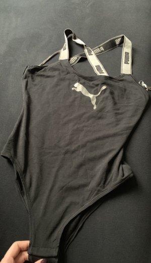 Puma Sporttop zwart-wit