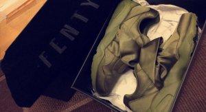 Puma by Rihanna X-Fenty Bow