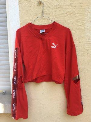 Puma V-Neck Sweater multicolored