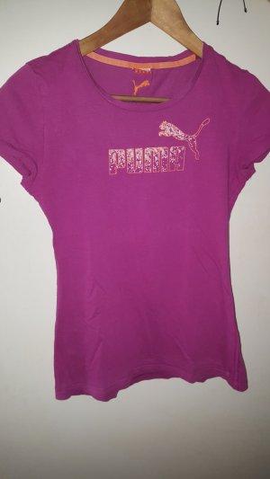 Puma Damen Kurzarm Shirt Gr. 34