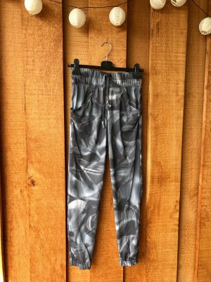 Puma Dance-Pants grau-weiß Größe XS