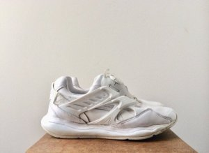 Puma Disc Blaze Cell, All White, Gr. 37,5, NP: $194,99