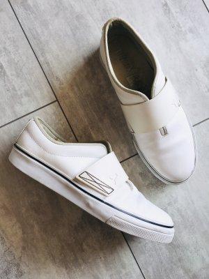 Puma - El Rey Leder Sneaker Gr. 42,5