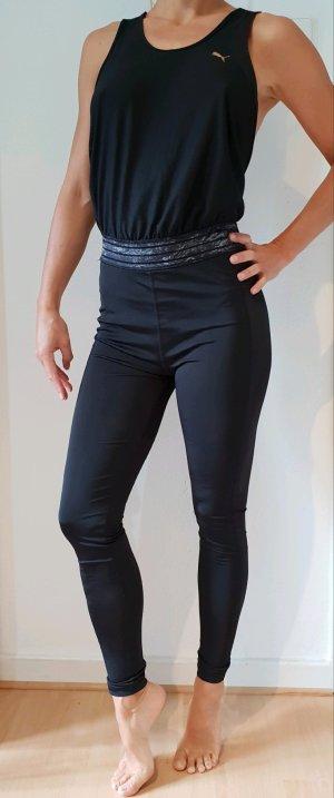Puma Explosive Bodysuit Overall Sport Jumpsuit Fitness Running Yoga
