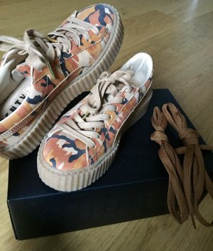 Puma Fenty by Rihanna 'Suede Creepers Camo'