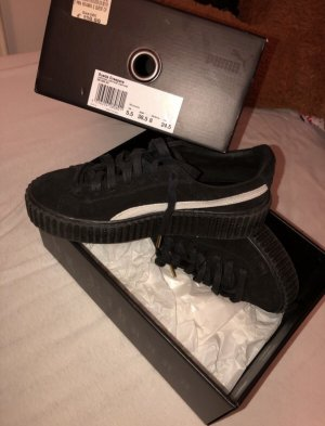 Fenty Puma by Rihanna High Top Sneaker black-white