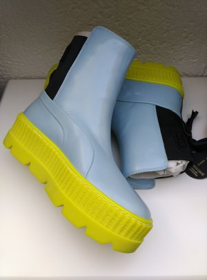 Puma Chelsea Boots multicolored leather