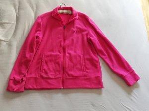 Puma Fleece Jackets pink