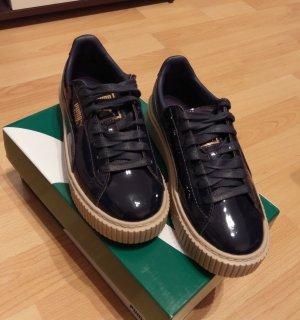 Puma gr. 36 Basket Patent Wn's Halogen Blue neu Sneaker