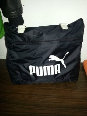 Puma Carry Bag black-white