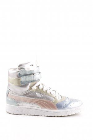 Puma High Top Sneaker mehrfarbig Casual-Look