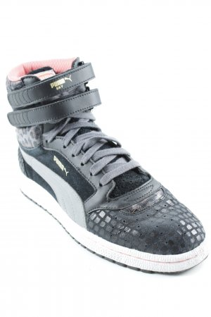 "Puma High Top Sneaker ""SKY II Animal"""