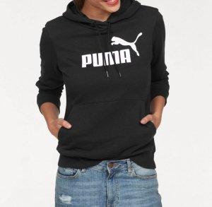 Puma Suit black-white