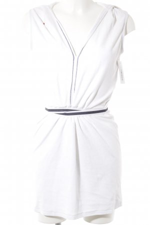Puma Hooded Dress white casual look