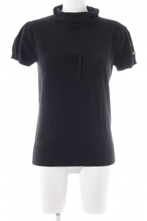 Puma Short Sleeve Sweater black business style
