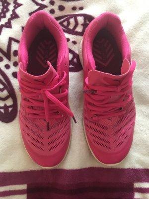 Puma Sneakers met hak veelkleurig