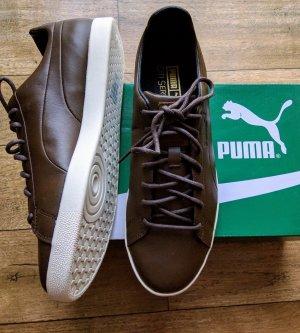 Puma Leder Sneaker braun Neu 40
