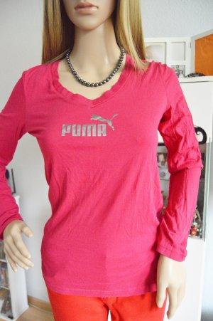 Puma Longsleeve gr.S pink