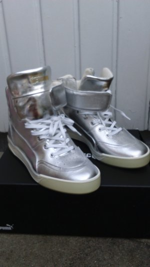 Puma -MCQ Move Mid High Top Sneaker
