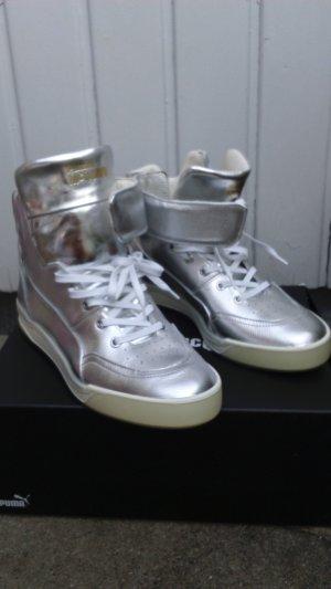 Puma -MCQ Move Mid High Top Sneaker