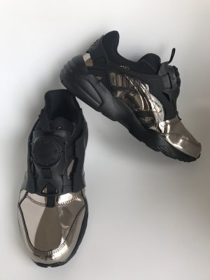 Puma Metallic Disc Sneakers 39 NEU