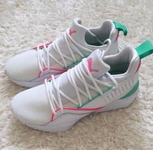 PUMA Muse Maia Street 1 - Sneaker für Damen weiß Gr. 37 wie Neu