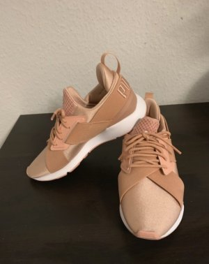 Puma Sneaker slip-on color oro rosa