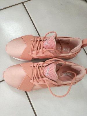 Puma Muse Satin Xstrap Pink Rosa Größe 40