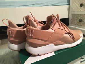 Puma Muse Sneaker Satin