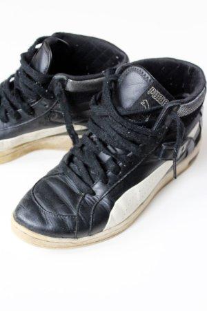 PUMA Oldscool HighSneaker, Leder
