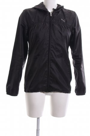 Puma Outdoorjacke schwarz Casual-Look