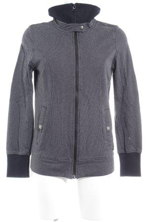 Puma Outdoor Jacket black-taupe flecked simple style