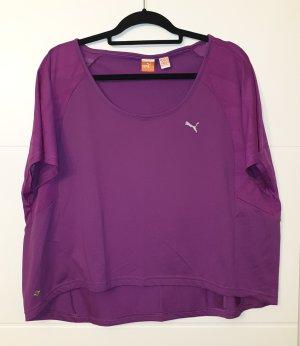Puma Sports Shirt lilac
