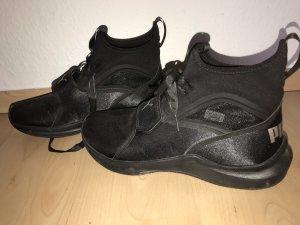 Puma Zapatillas con velcro negro