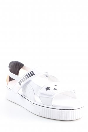 "Puma Platform Sandals ""Puma x Sophia Webster """