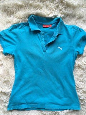 Puma Poloshirt in blau