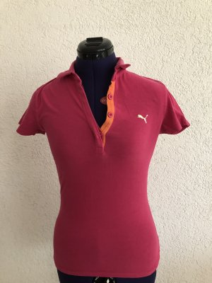 Puma Polo Shirt pink