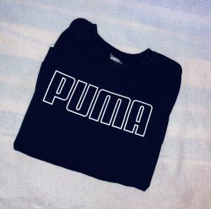 Puma Pulli schwarz