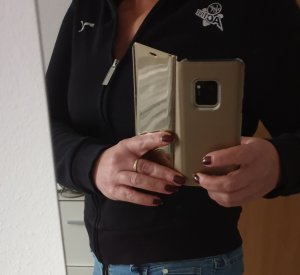 Moda Puma Veste chemisier noir