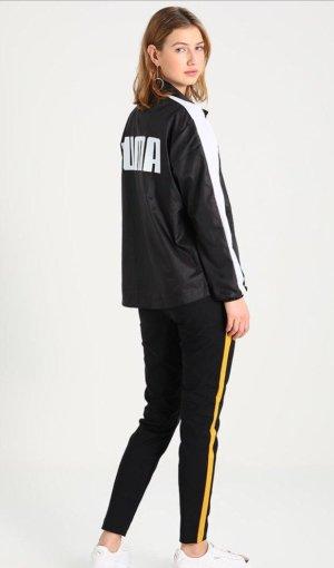 Puma Oversized Jacket black-white