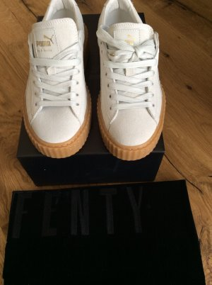 Puma Rhianna creepers Gr.37,5 Sneaker White New Limited