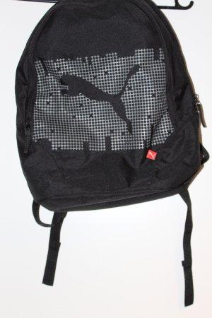 Puma School Backpack black-grey