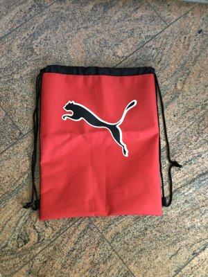 Puma Sports Bag black-red