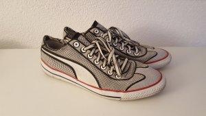 Puma Schnürschuhe Sneaker Turnschuhe gemustert Größe 43