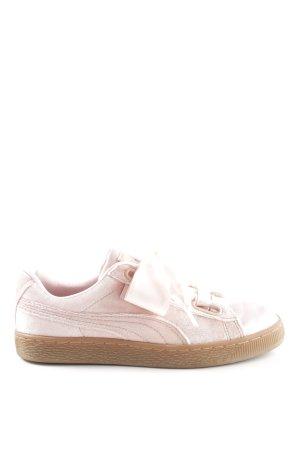 """Puma Schnürsneaker """"Basket Platform"""" pink"""