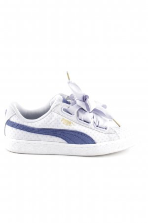 "Puma Schnürsneaker ""Basket Heart Denim Wn´s"""